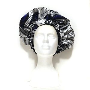 Accessories - African Print Premium Ankara Hair Bonnet Hat